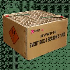 EVENT BOX 4 SEASONS 100'S (nc)