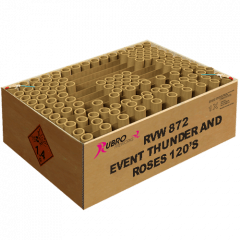 THUNDER AND ROSES/MATRIXX 120S (VWD88647) (nc)