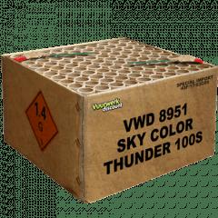 SKY COLOR THUNDER 100S (VWD89510) (nc)